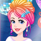 Ariel Party Shopping Craze Dress Up Game