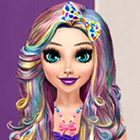 Katie's Candy Look Dress Up Game