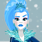 DC Super Hero Frost Dress Up