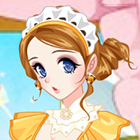 Magic Maid Dress Up Game