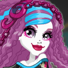 Jogo de Vestir Monster High Electrified Supercharged Ghoul Ari Hauntington