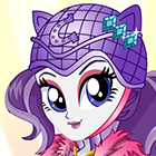 Rarity Roller Skates Style Dress Up