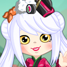 Shopkins Shoppies Sara Sushi Dress Up Game