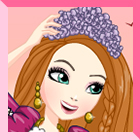 Ever After High Holly O Hair DressUp