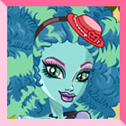 Monster High Honey Swamp Dress Up