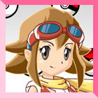 Pokemon Ranger Solona Dress Up