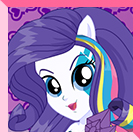 Rainbow Rocks Rarity Dress Up
