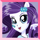 Equestria Girls Rarity Dress Up