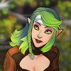 Elven Fashion II Dress Up Game
