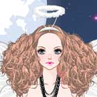 Fallen Angel Dress Up Game
