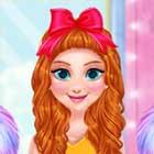 Jogo de Vestir Visual Líder de Torcida da Princesa