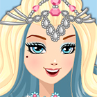 Ever After High Dragon Games Darling Charming Dress Up