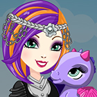 Ever After High Dragon Games Poppy OHair Dress Up