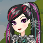 Ever After High Dragon Games Raven Queen Dress Up