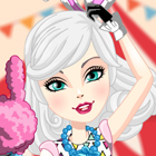 Ever After High Bunny Blanc Carnival Date