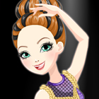 Ever After High Ballet Holly O'Hair Dress Up Game