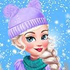 Férias de Invernos das Irmãs Frozen