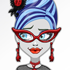 Monster High Ghoulia Love is not Dead Dress Up