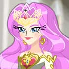 LoliRock Queen of Ephedia Dress Up Game