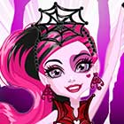 Monster High Dance the Fright Away Dress Up Game