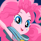 MLPEG Legend of Everfree Pinkie Pie Dress Up Game