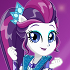 Crystal Guardian Rarity Dress Up Game