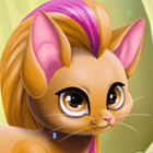 Magical Pet Maker Dress Up Game