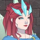 Elemental Sorceress Creator Dress Up Game
