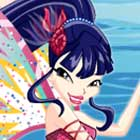 Winx Club Guardian Fairy of Music Musa Sirenix Style