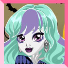 Monster High Twyla Dress Up