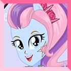 Equestria Girls Violet Blurr Dress Up