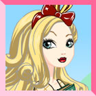 Ever After High Apple White Dress Up