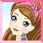 Ever After High Ashlynn Ella Dress Up