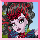 Monster High Jane Boolittle DressUp