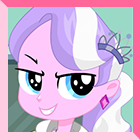 Equestria Girls Diamond Tiara Dress Up