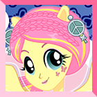 Fluttershy Rocking Hairstyle Dress Up