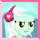 Equestria Girls Lyra Heartstring Dress Up
