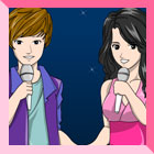 Color Selena and Bieber