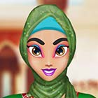 Jasmine New Hijab Dress Up Game