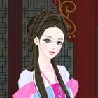 Jogo de Vestir Rainha Coreana Seondeok