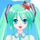 Jogo de Vestir da Hatsune Miku