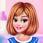 Princesses Costume Party Dress Up Game