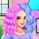 Jogo de Vestir Princesa Streamer