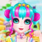Princess Sweet Candy Cosplay Dress Up Game