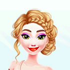 Royal Honeymoon Vacation Dress Up Game