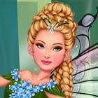 Turn me Into a Fairy Dress Up Game