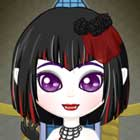 Vampire Dress Up Game